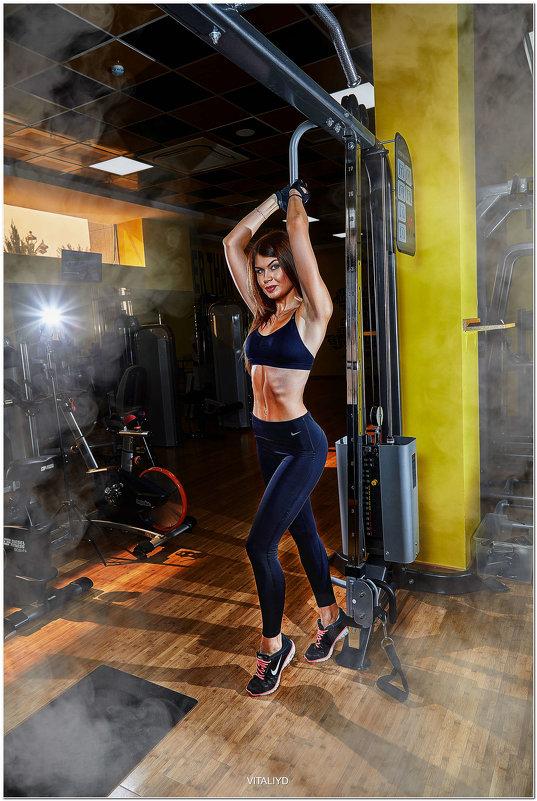 Body power - Vitaliy Dankov
