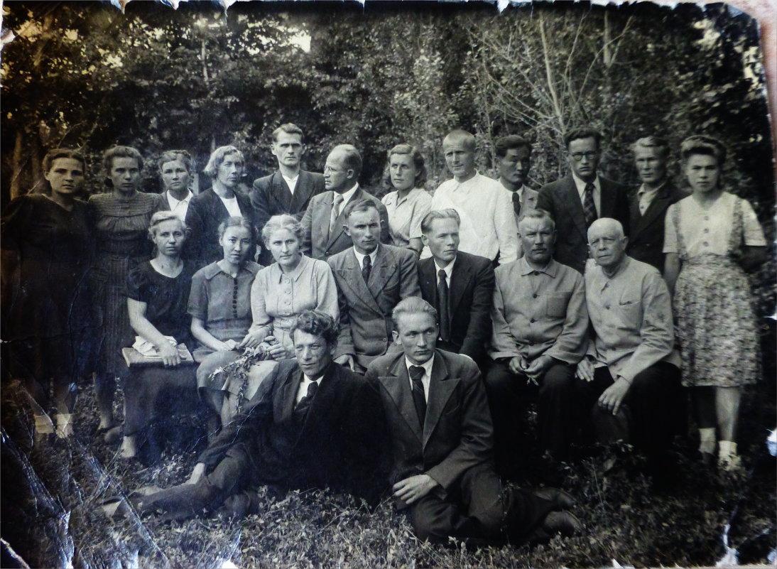 ретро 1943 год. - Murat Bukaev