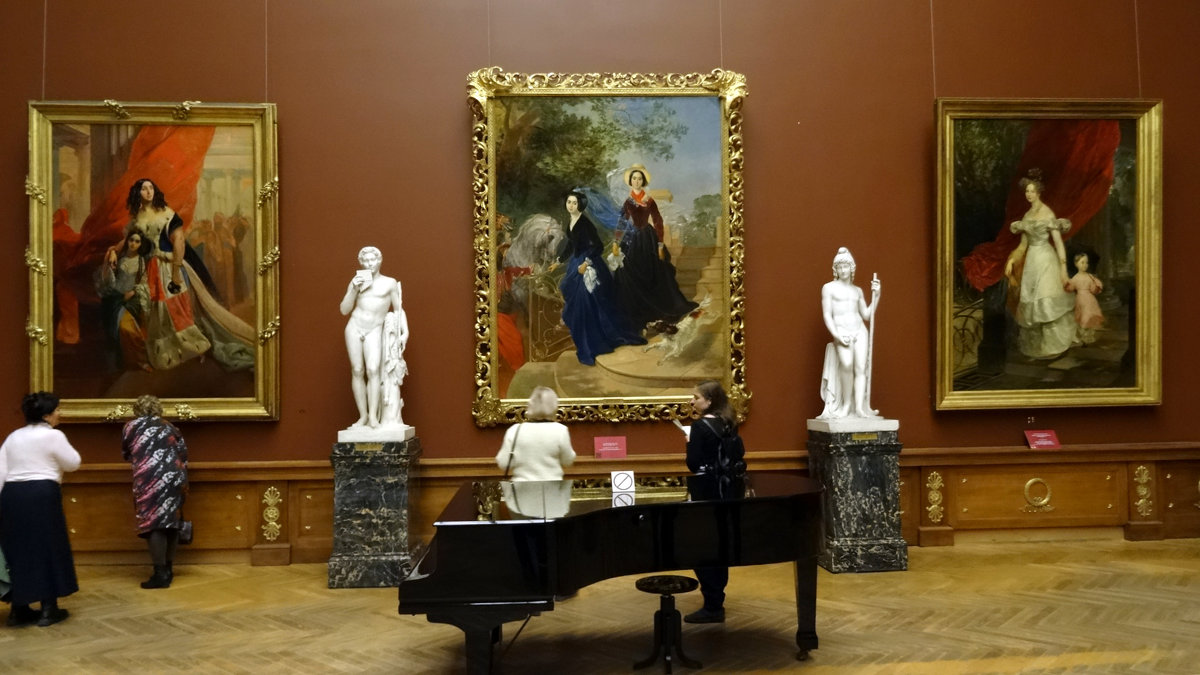 Русский музей - Наталия Короткова