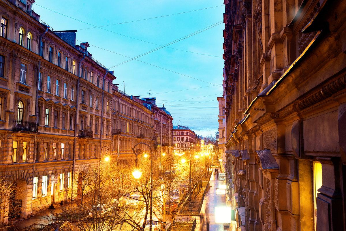 Вечерний Санкт-Петербург - Шахин Халаев