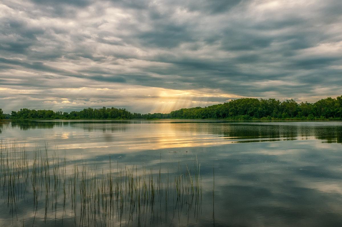 Тишину нарушало только шкворчание — это Солнце поджаривало небеса. - Андрей Лепилин