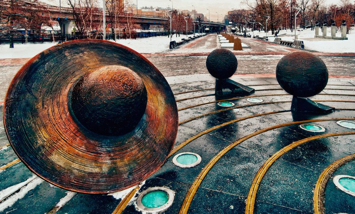 Джаз на орбите - Марина Лукина
