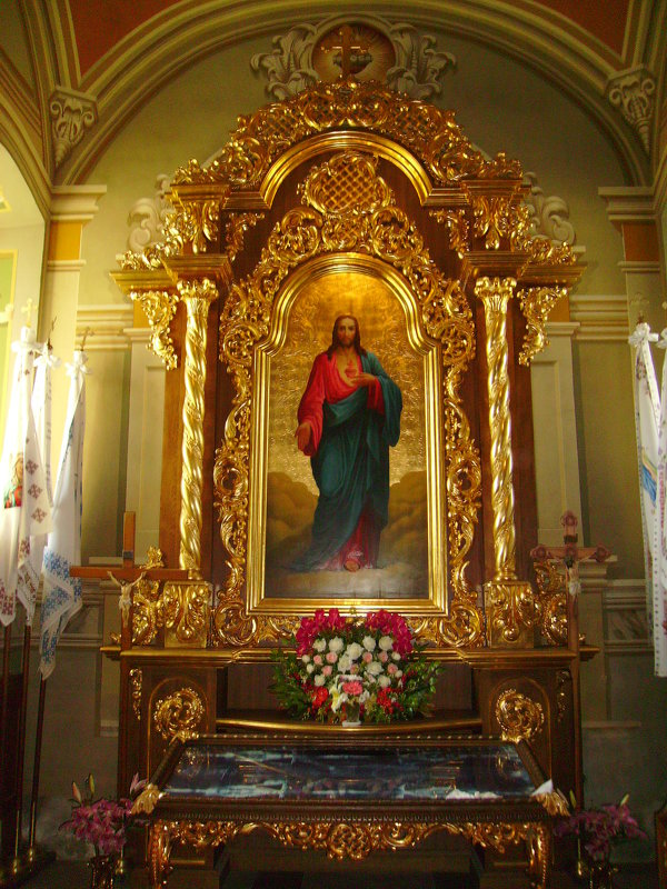 Гошивский  монастырь - Андрей  Васильевич Коляскин