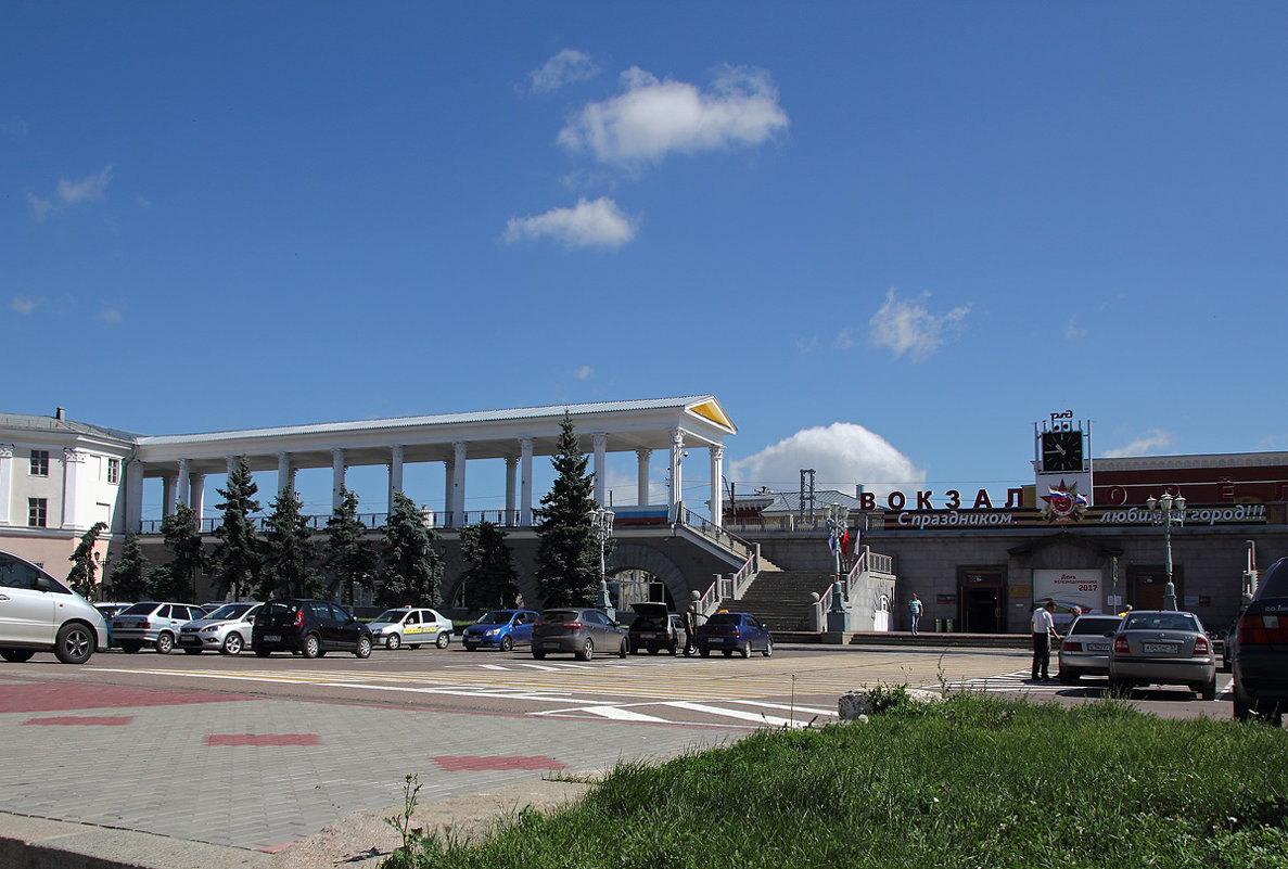 Привокзальная площадь. Орел - MILAV V