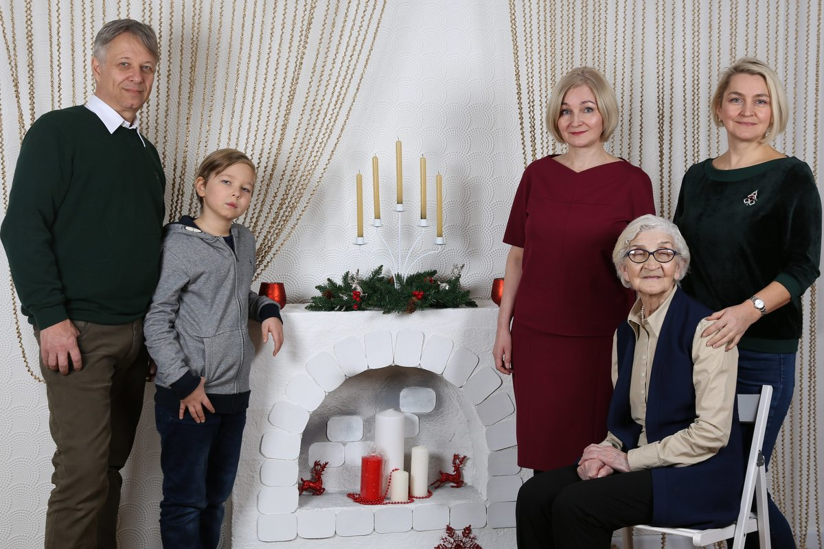 Семья - ДмитрийМ Меньшиков