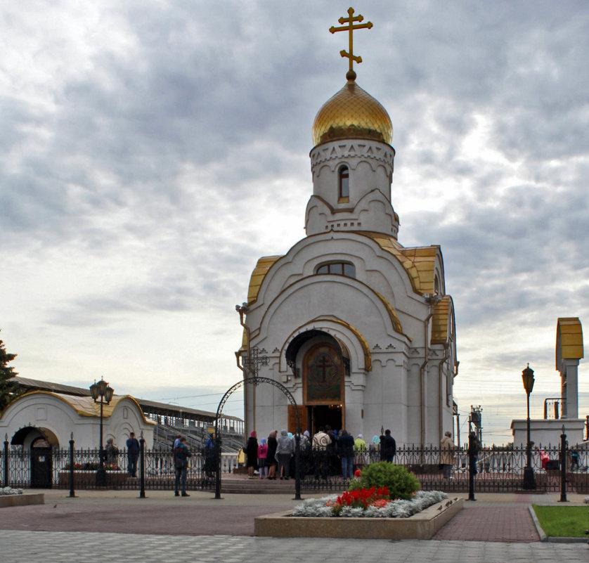На службу в храм - Александр Кубасов