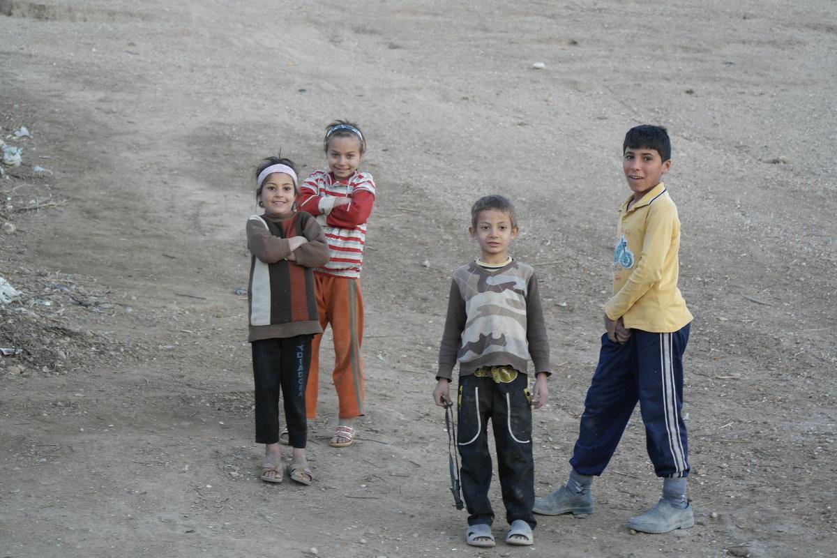 Сирийские дети - saslanbek isaev
