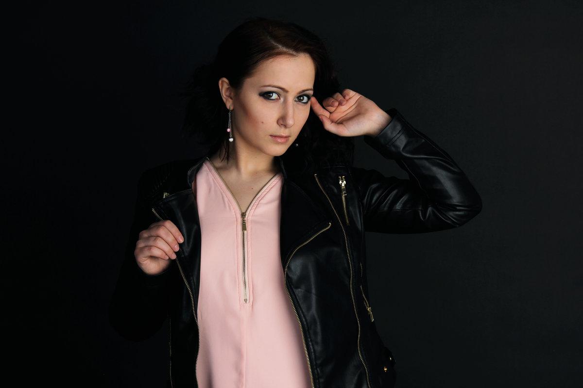 Студийная съемка - Александра Ермолова
