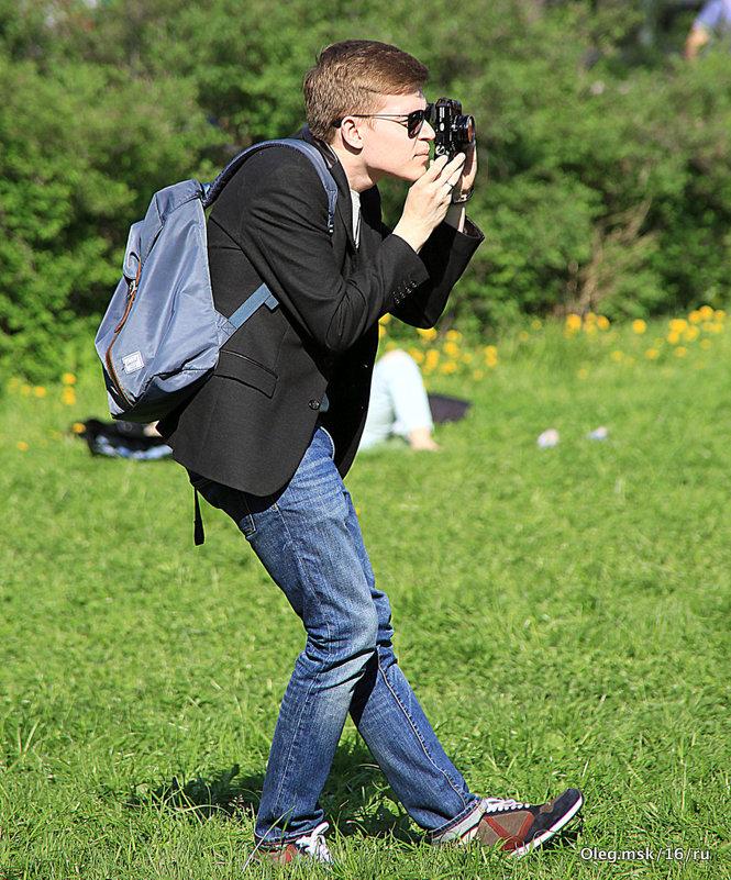 аккуратный фотограф - Олег Лукьянов