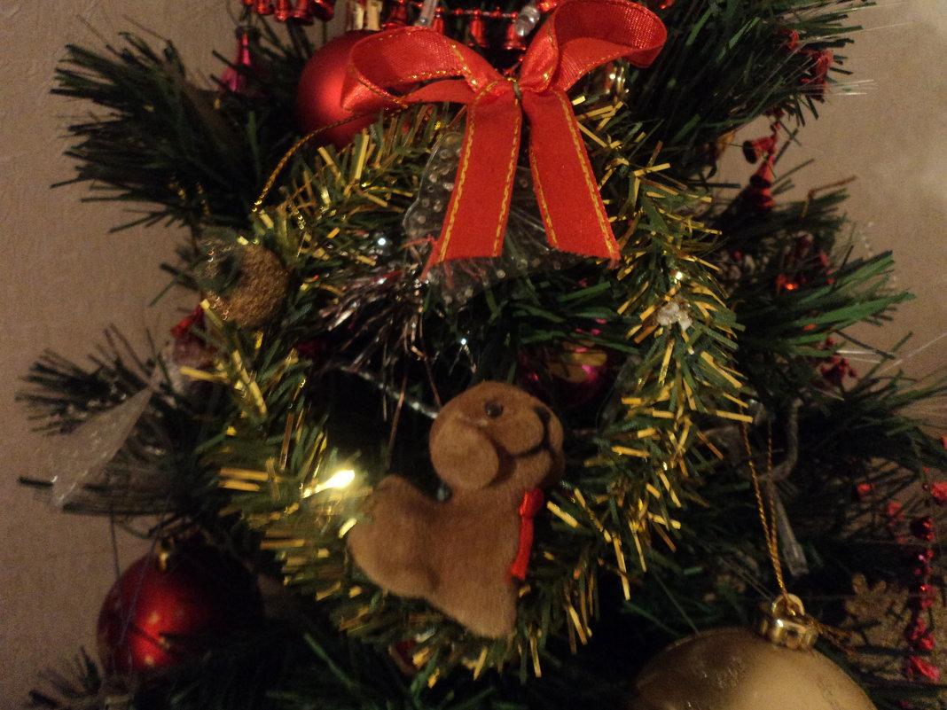 Поздравляю со Старым Новым Годом собаки,друзья! - марина ковшова