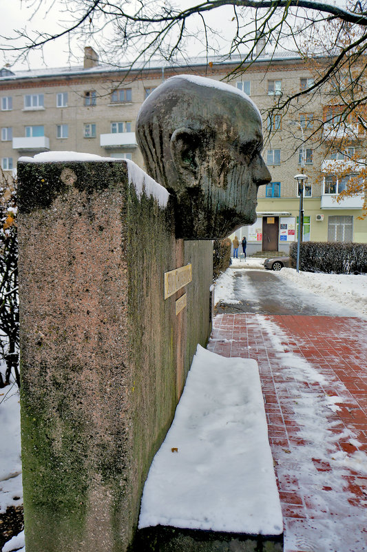 Памятник Сибелиусу - Ольга Маркова