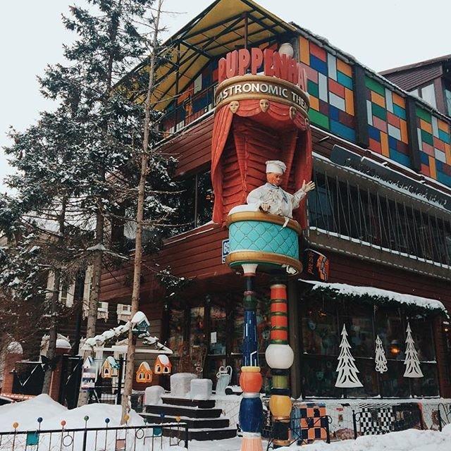 Необычный ресторан в Новосибирске - Nadezhda Ulitina