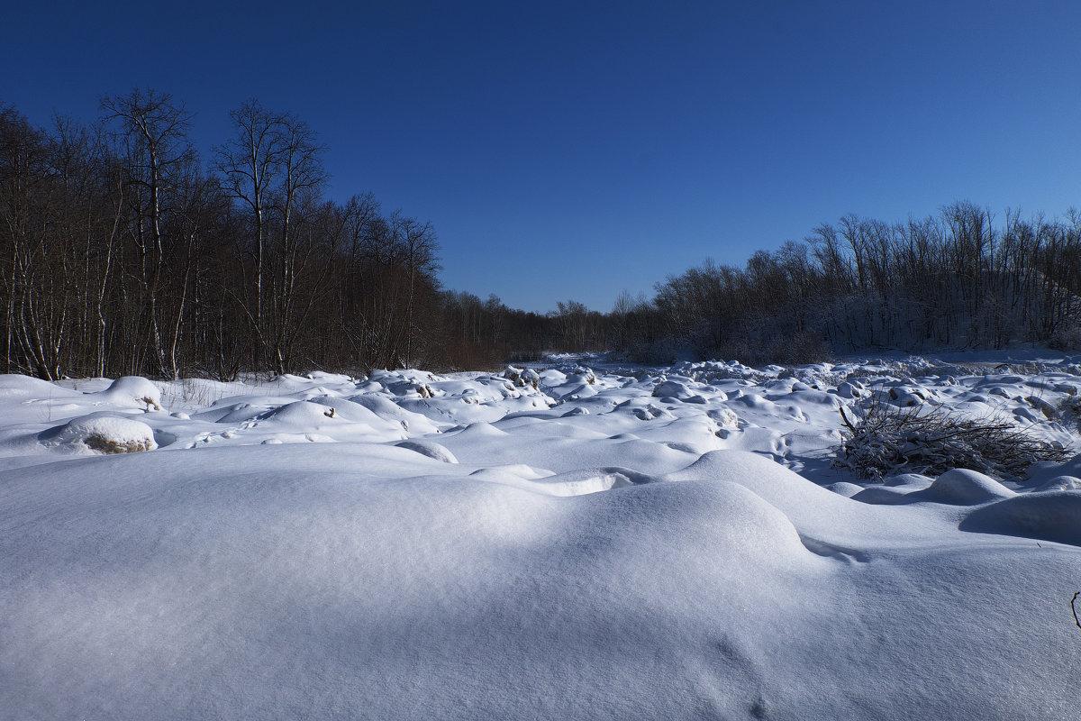 Зимний лес - Алексей Афанасьев