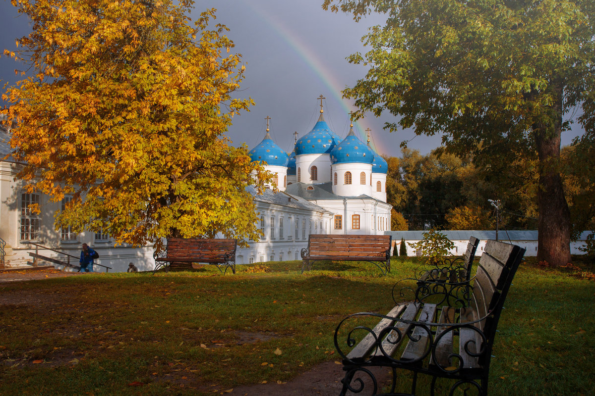 После дождя - Евгений Никифоров
