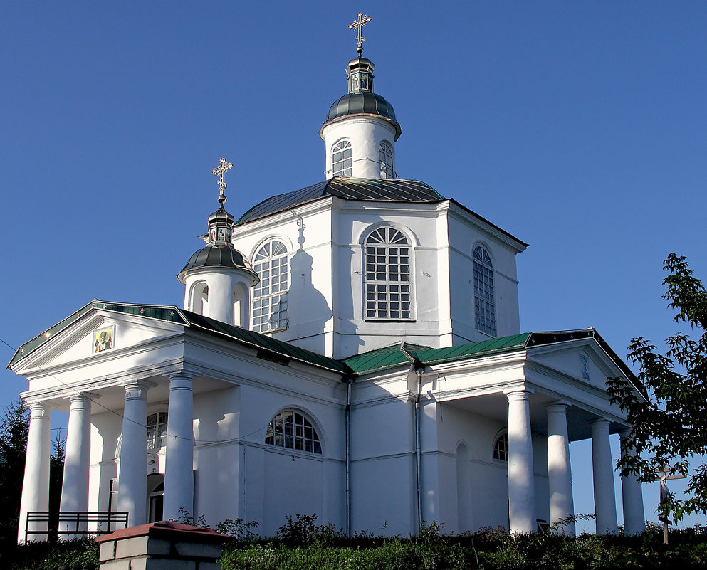 Храм Николая Чудотворца. Стародуб. Брянская область - MILAV V