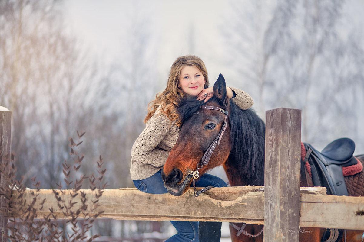 Друзья - Наталья Мячикова