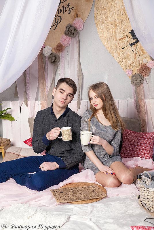чаепитие - Виктория