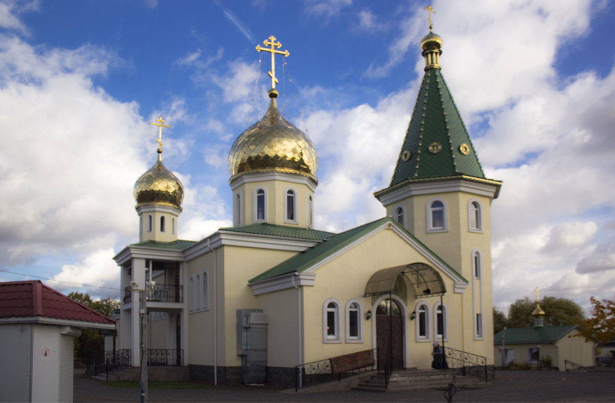 Храм Андрея Первозванного - Светлана З