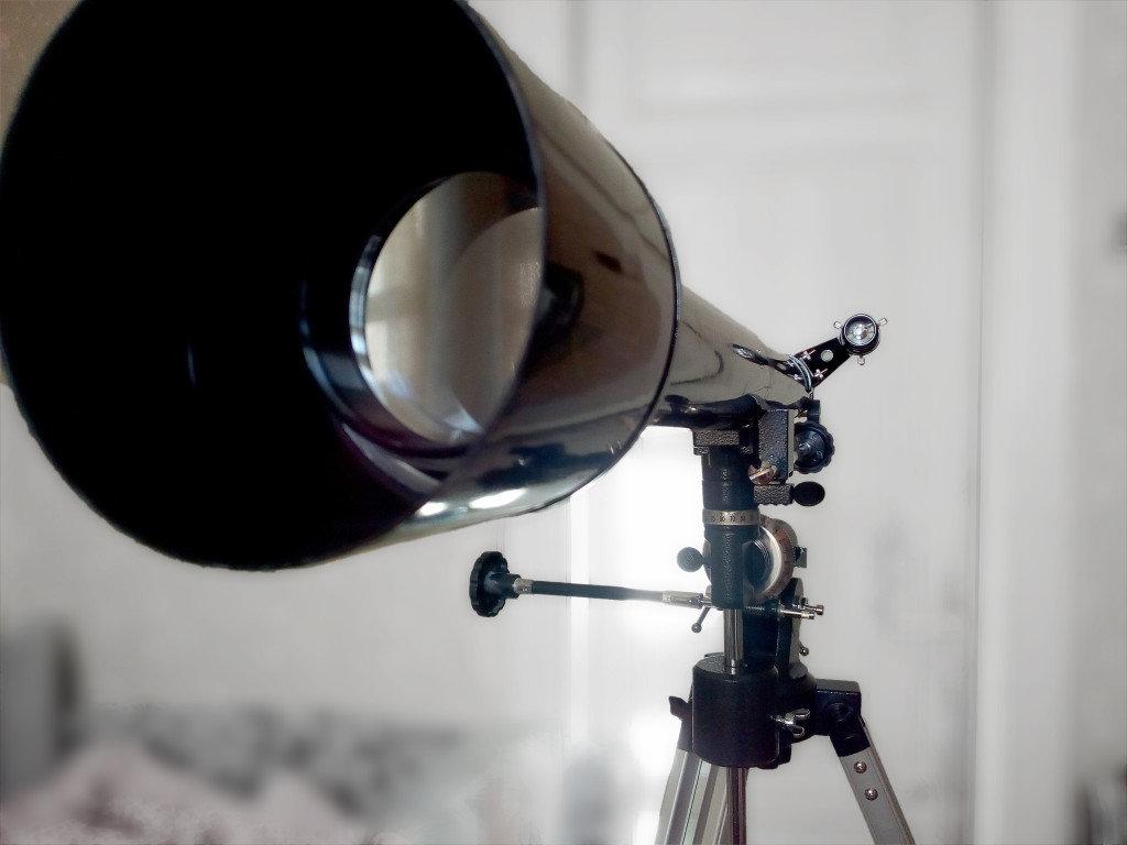 телескоп - Дмитрий Иванцов