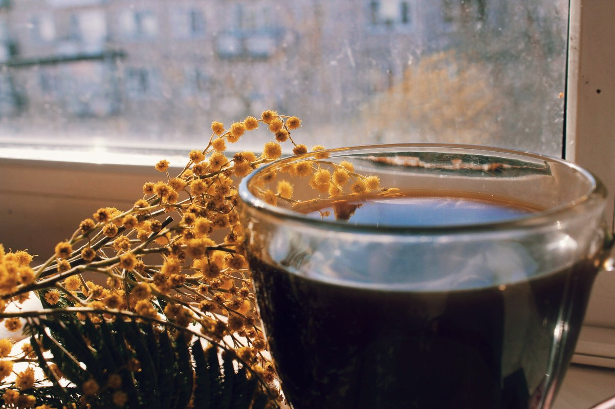 Кофе утром - _ a.bakirova _