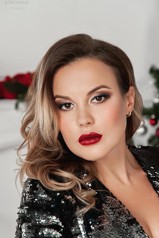 Портрет - Виктория Андреева