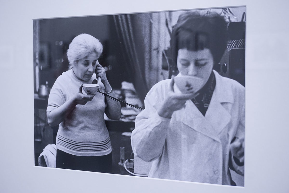 Перерыв на чай ... - Лариса Корж