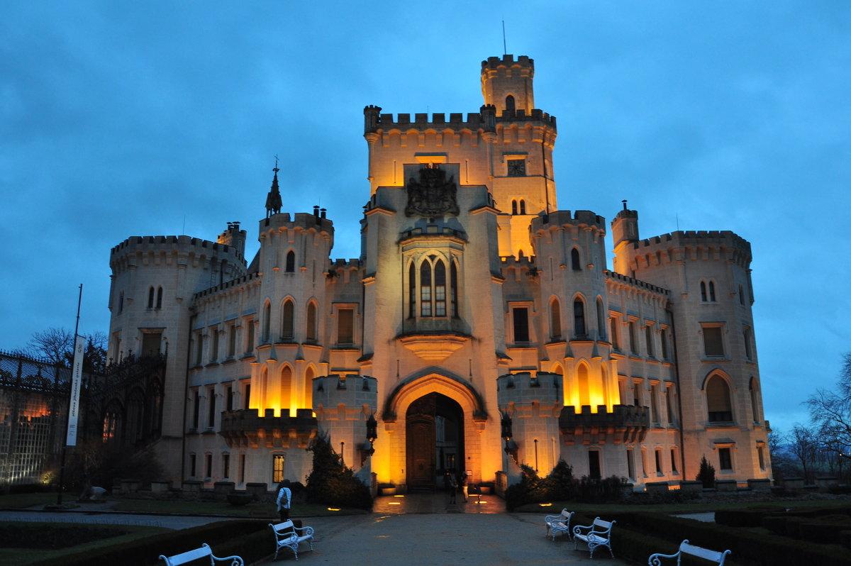Замок - Александр Матвеев