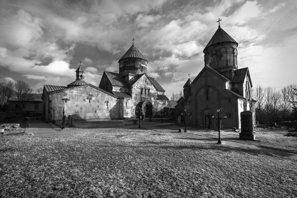 Армения. Монастырь Кечарис - Сергей Рогозин