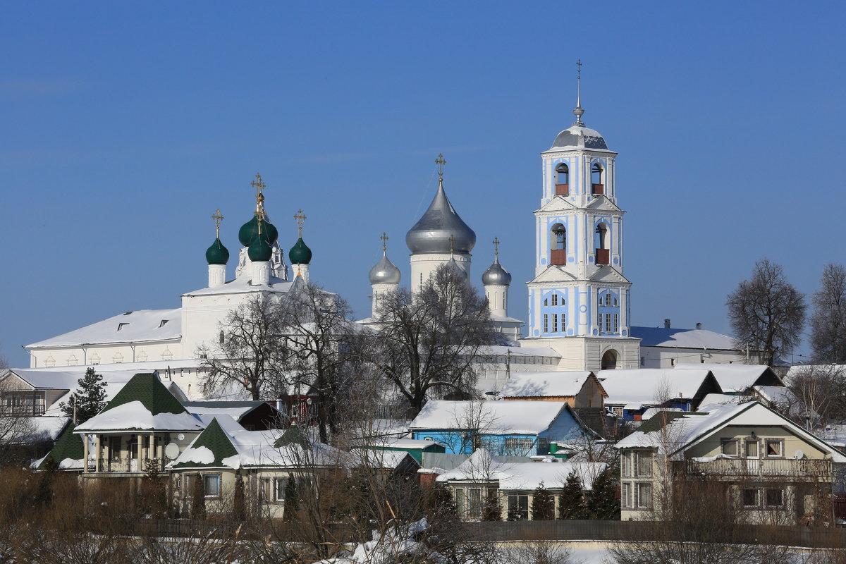 Никитский монастырь - Александр Сивкин