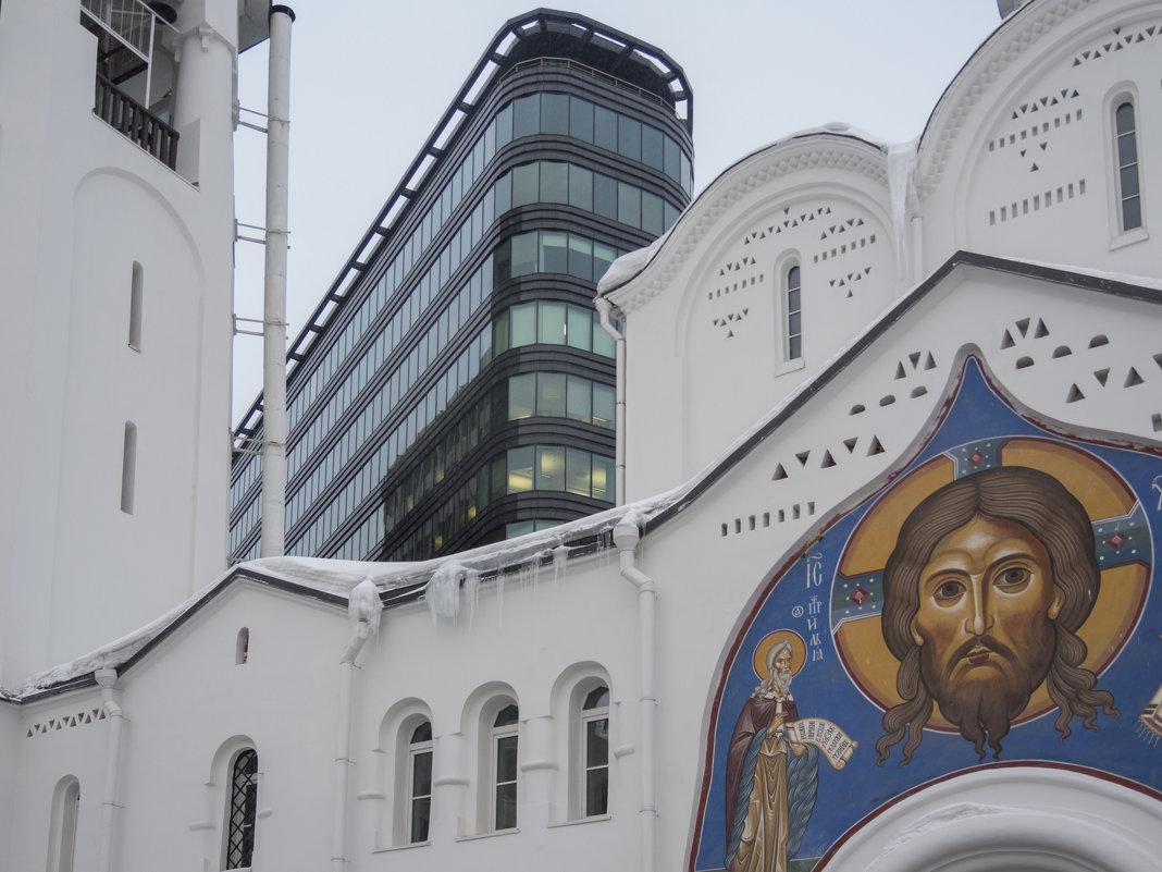 В Белом городе - marmorozov Морозова