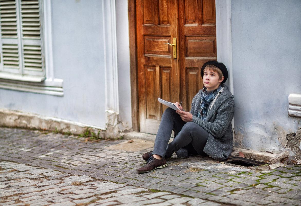 Сигнахи ,Грузия (история одного художника ) - Александра Капылова