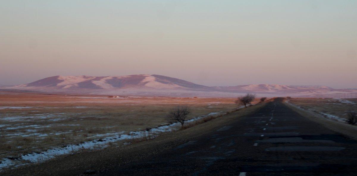 дороги Даурии - Анна