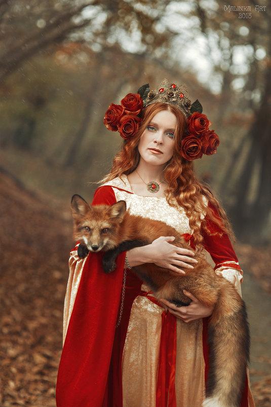 Осень - Malinka Art Galina Paigetova