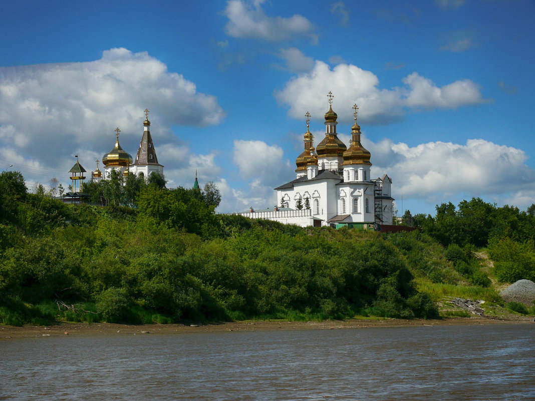 Свято-Троицкий мужской монастырь - Роман Д