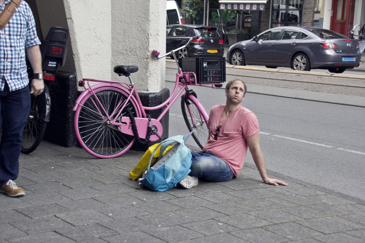 Повседневная жизнь Амстердама - Александр Рябчиков