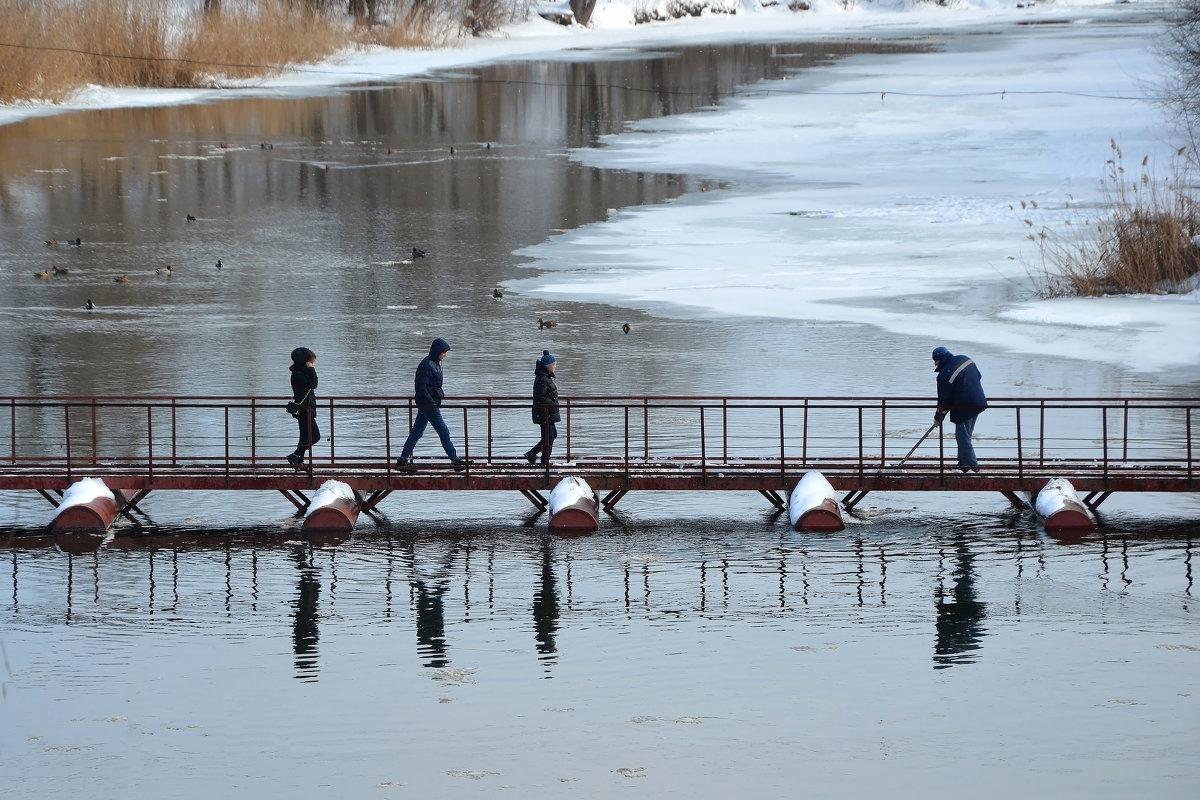 Весна-зима на улице! - Валентина  Нефёдова