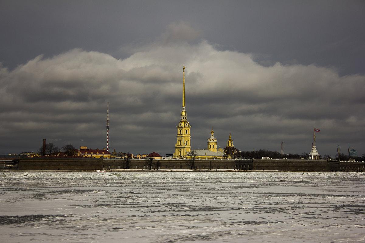 Петропавловка - Алексей Никитин