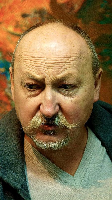 Владимир Басинский, живописец Божьей милостью - kondratissimo