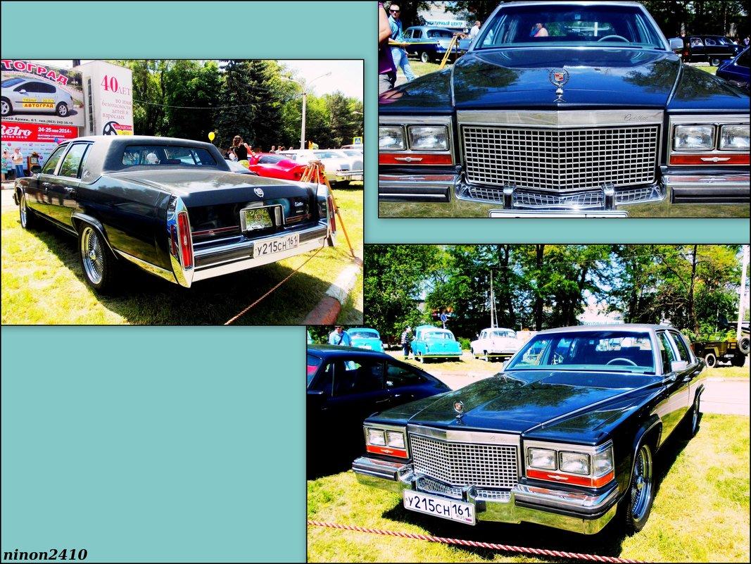 Cadillac - Нина Бутко