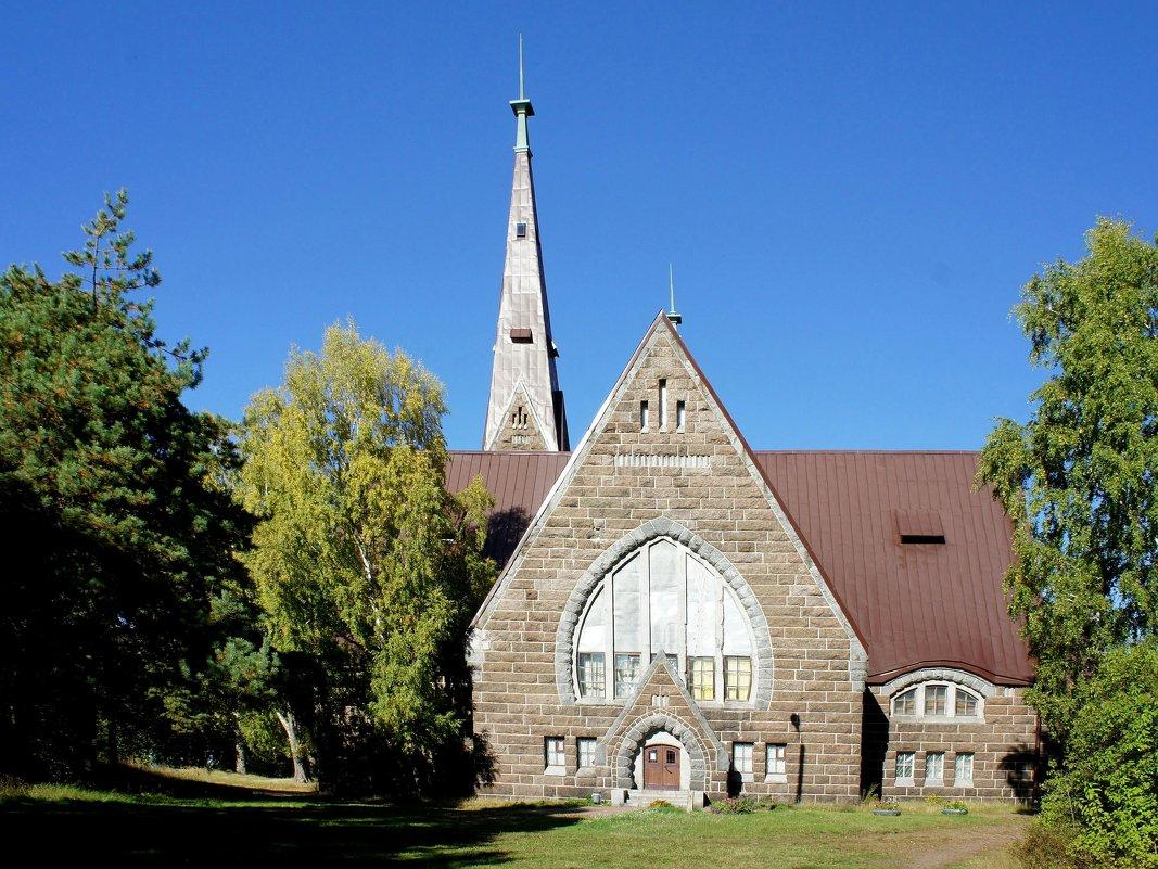 Кирха Святой Марии Магдалины в Приморске - Елена Павлова (Смолова)