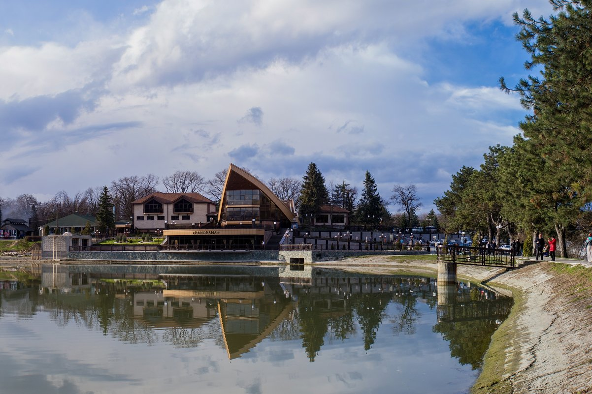 озеро IMG_2068 - Олег Петрушин