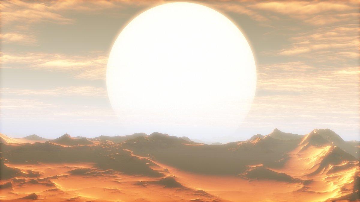 Жаркая планета - КОСМИЧЕСКИЙ ФРЕГАТ