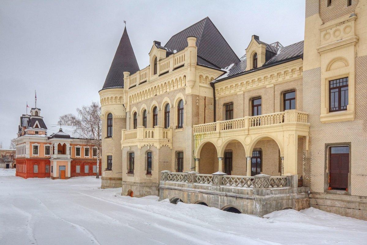 Замок купца Понизовкина - Константин