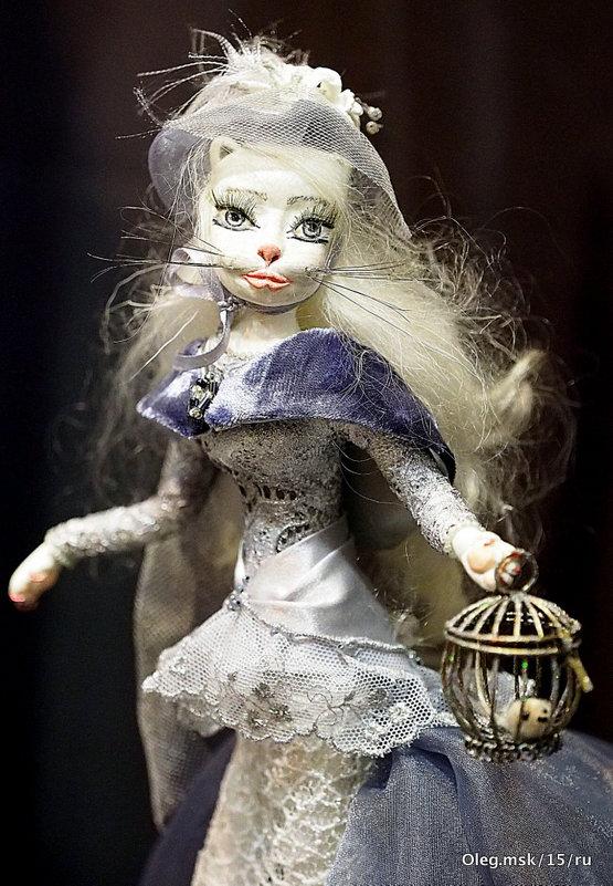 авторский образ кукла-кошечка - Олег Лукьянов