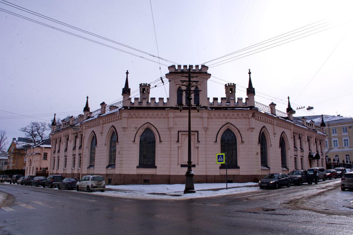 Бывшая Дворцовая электростанция  Царское село - Валентина Папилова