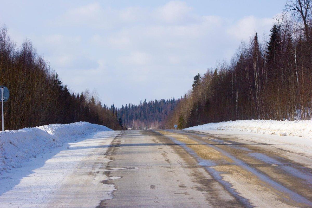 Весенняя дорога - Александр Гладких