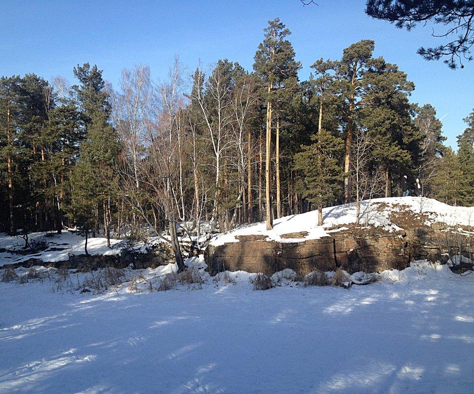 зима - натальябонд бондаренко