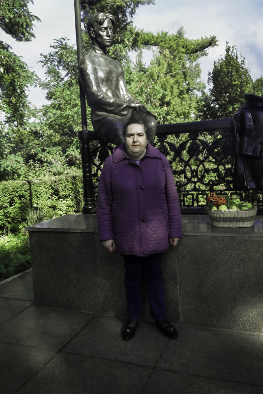 Дни Бунина в г. Елец - Вячеслав Костюченко