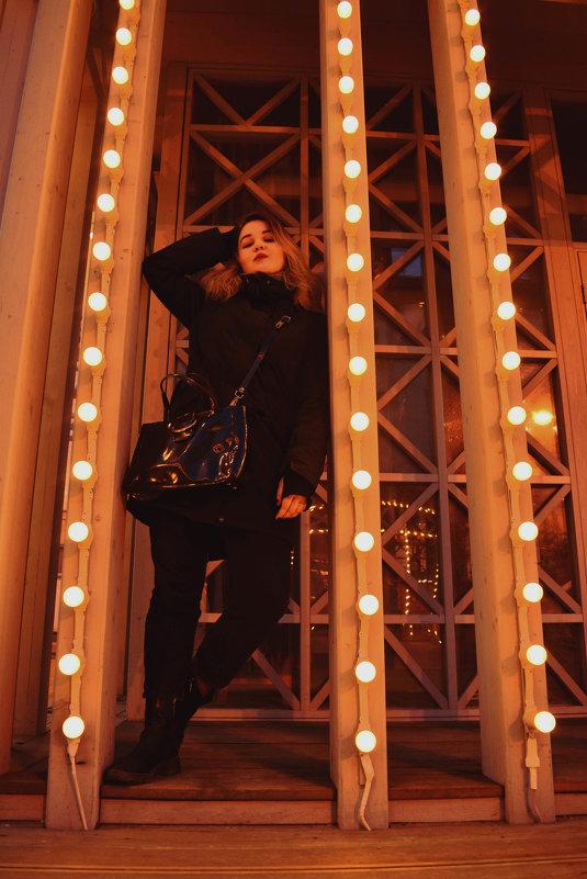 Lights on the street - SvetikGrimes