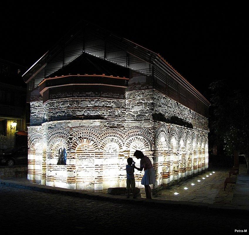 Древний храм - Маргарита